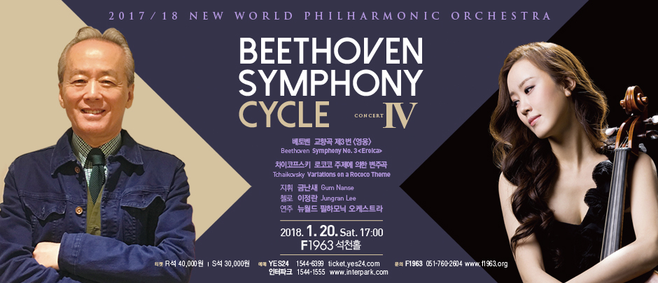 Beethoven Symphony Cycle Ⅳ